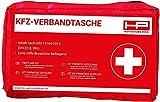 HP Autozubehör 10039 KFZ-Verbandtasche in Rot-Mindesthaltbarkeit...