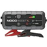 NOCO Boost XL GB50 1500A 12V UltraSafe Starthilfe Powerbank, Tragbare...