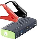 reVolt Auto Starter: Notebook-Powerbank mit Kfz-Starthilfe &...