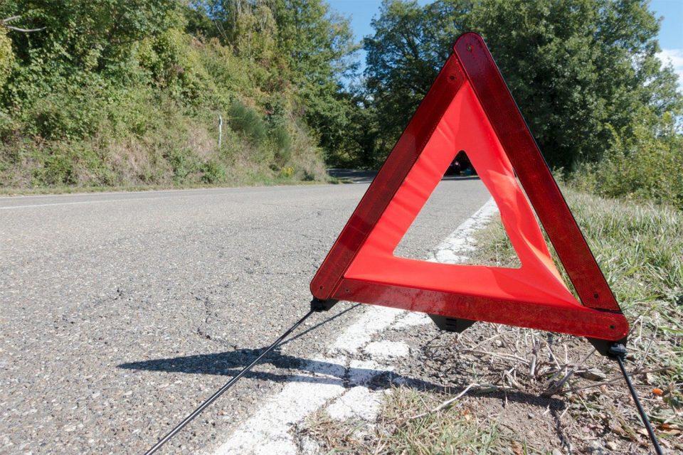 Warndreieck - Mitführpflicht für Autofahrer