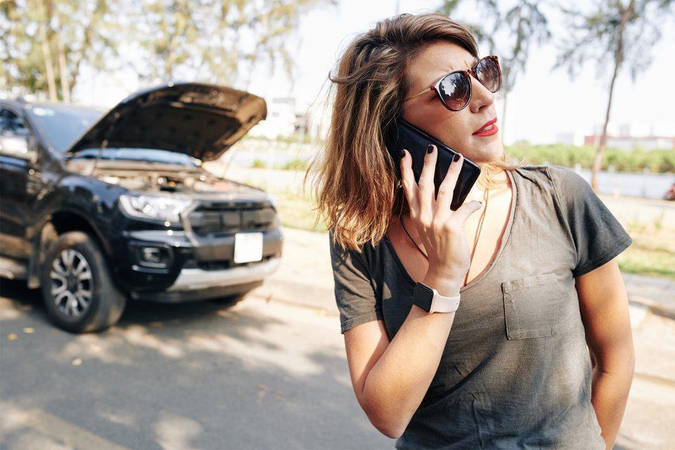 Was tun bei einer Autopanne im Ausland