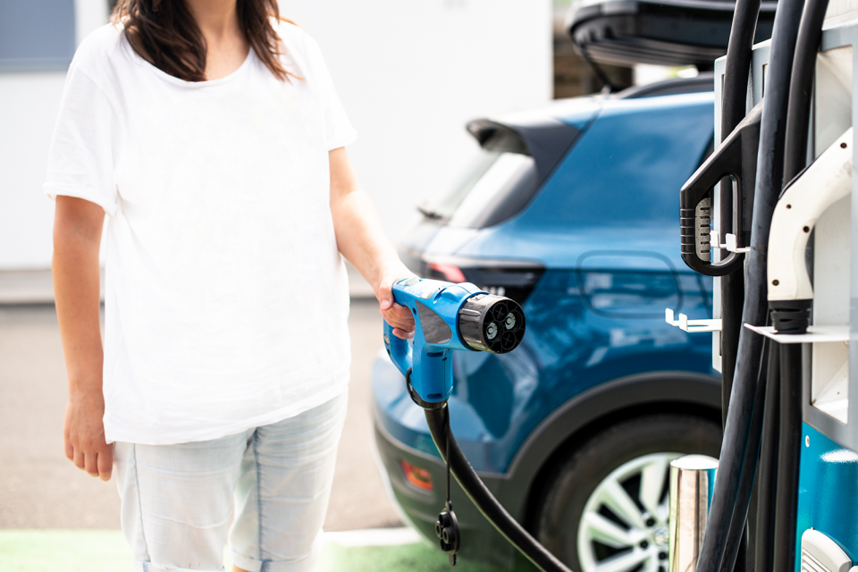 Kann man ein Elektroauto abschleppen
